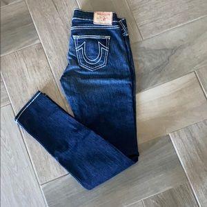 True religion jeans, boot cut